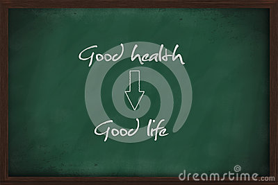 Good health leads to good life