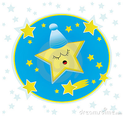 Good night, little star!