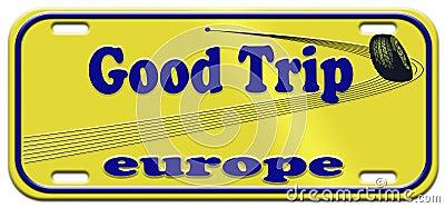 Good trip europe