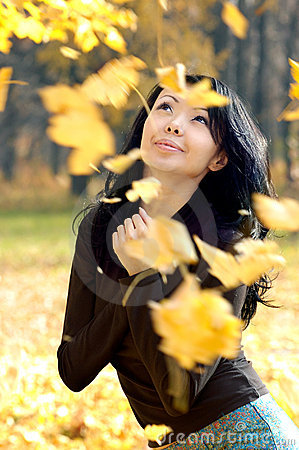 Free Goodbye, Autumn Royalty Free Stock Photo - 1676575