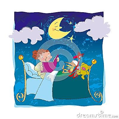 Goodnight friends