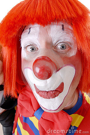 Goofy Clown