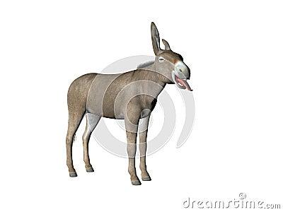 Goofy Donkey One