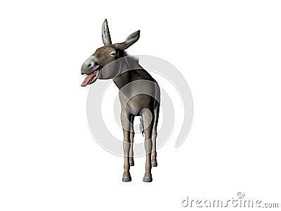 Goofy Donkey Three