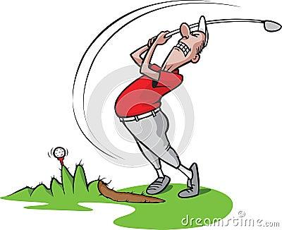 Goofy golf guy 3