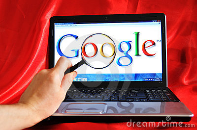 Google Editorial Stock Image