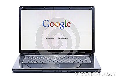 Google Editorial Image
