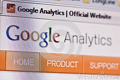 Google Analytics Royalty Free Stock Image - Image: 18019746