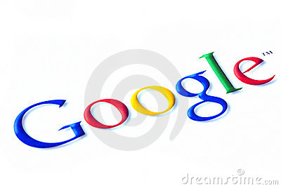 Google logo Editorial Photography