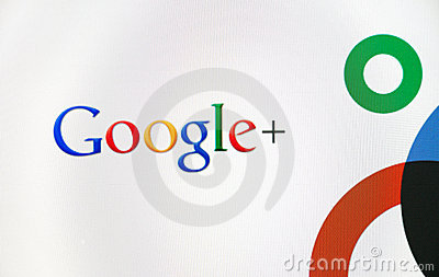 Google+ Logo Editorial Photo