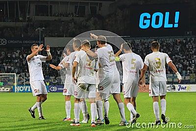 Goool Editorial Stock Photo