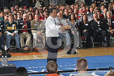 GOP Governor of The State of WI, Scott Walker Editorial Stock Photo