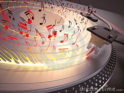 Gorąca muzyka