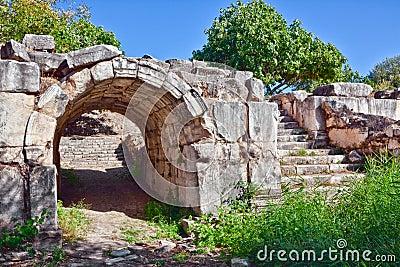 Ágora del sur - Aphrodisias