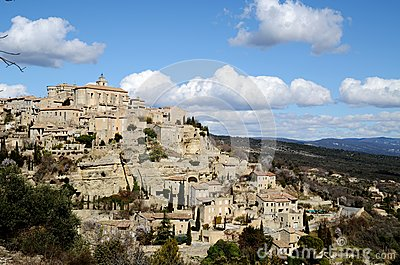 Gordes in Luberon,Southern France