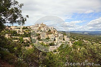 Gordes village, Provence, France