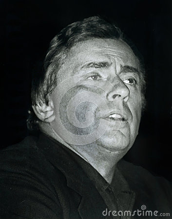 Gore Vidal Editorial Stock Photo