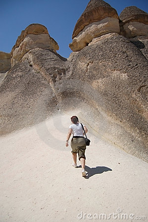 Goreme - Fairy Chimneys, Cappadocia