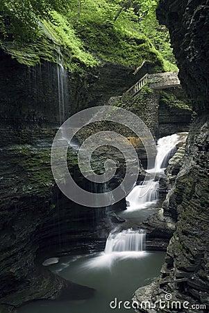 Gorge Waterfall