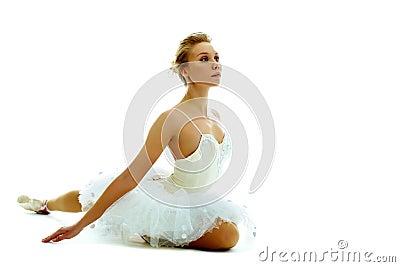 Gorgeous ballerina
