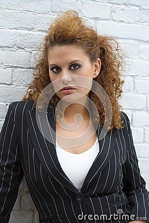 Gorgeous brunette girl