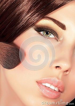 Gorgeous girl portrait