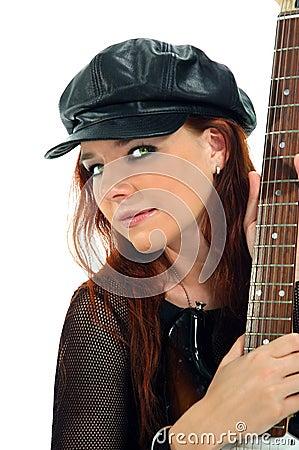 Gorgeous Guitarist 2