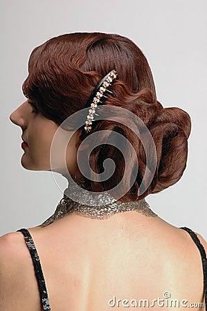 Gorgeous hair style