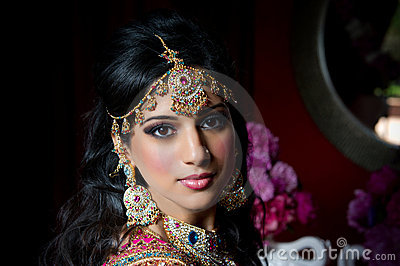 Gorgeous Indian Bride