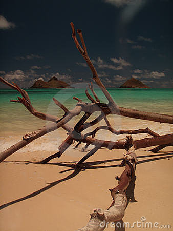 Gorgeous Lanikai Beach Hawaii