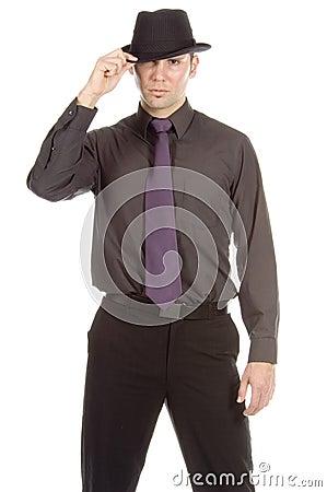 Free Gorgeous Man Stock Image - 598961