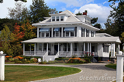 House new england style Home photo style