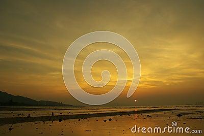 Gorgeous Sunset Glow