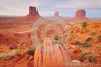 Gorgeous Utah landscape