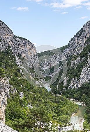 Gorges du维登