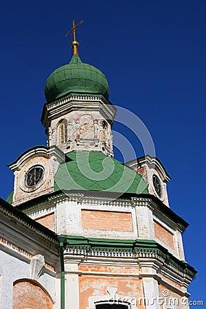 Goritsky Monastery detail