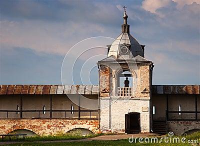Goritsky Monastery. Pereslavl Zalessky. Russia.