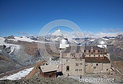 Gornergrad observatory