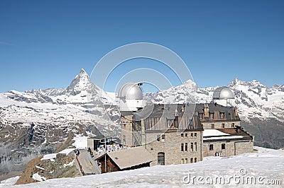 Gornergrat observation station