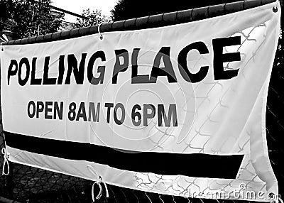 Głosowanie miejsca