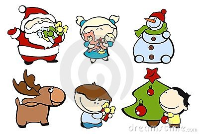 Gosses drôles #3 - Noël