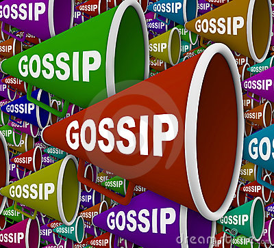 Gossip - Word on Many Bullhorns