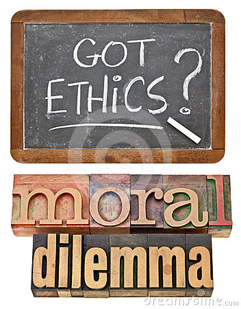 Got ethics question