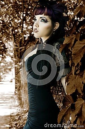Goth女装设计