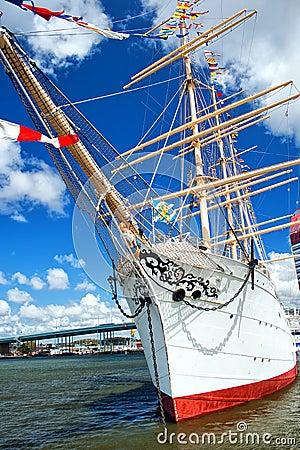 Free Gothenburg Tall Ship Stock Photos - 16566723