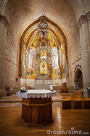 Gothic altarpiece