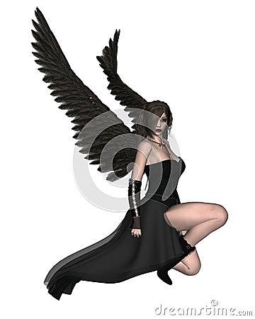 Gothic Angel - 2
