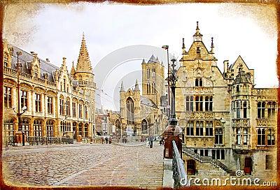 Gothic Belgium