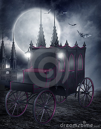 Gothic carriage