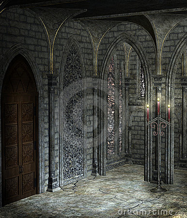 Gothic cathedral 3